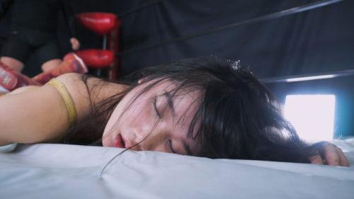 鶴田かなと宮崎あやが失神するまで終わらないリョナプロレスで首絞め失神するキャットファイトプロレスエロ動画AV動画作品